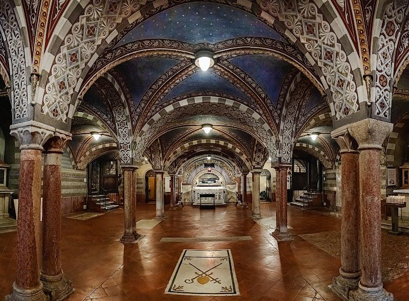 La cripta di S. Omobono, Cremona di davide_giovanni_volpi