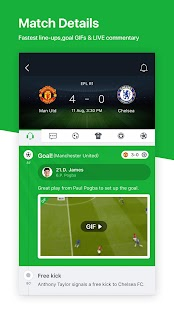 All Football - Latest News & Live Scores Screenshot