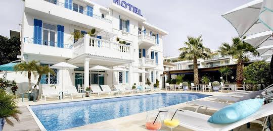 Hôtel Juan Beach