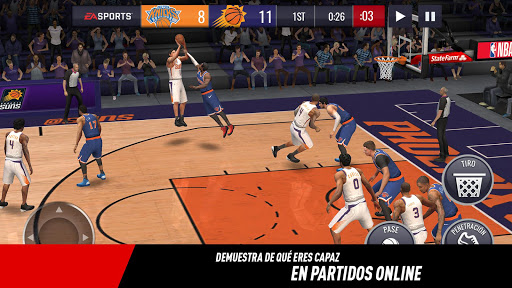 NBA LIVE Mobile Baloncesto  trampa 4
