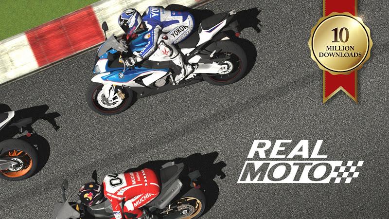Real Moto – APK MOD HACK – Dinheiro Infinito