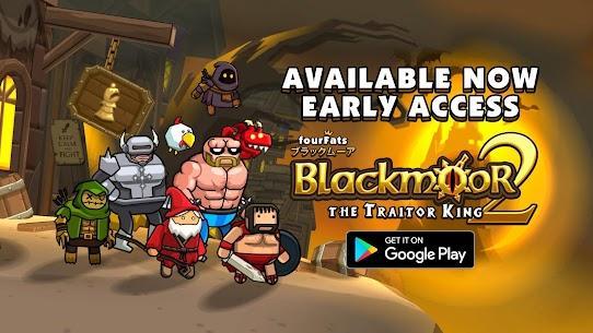Blackmoor Duberry's Quest Mod version (Infinite Gold) 2