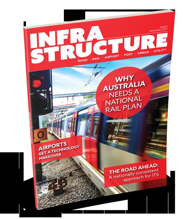 Red Infrastructure magazine