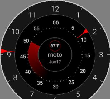 Radar Watch Face - WatchMaker