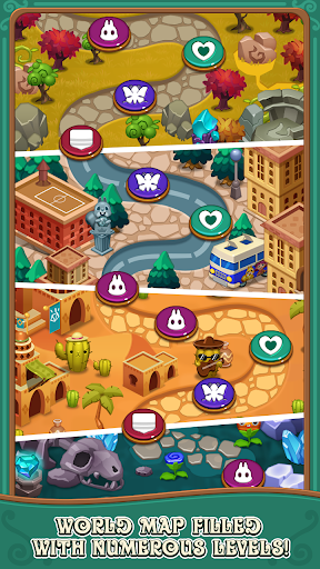 Jewels fantasy : match 3 puzzle 1.0.34 8