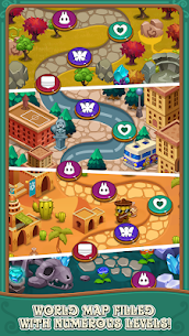 Jewels fantasy : match 3 puzzle 6