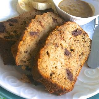 Quinoa Chocolate Chunk Banana Bread (Gluten-Free Recipe)