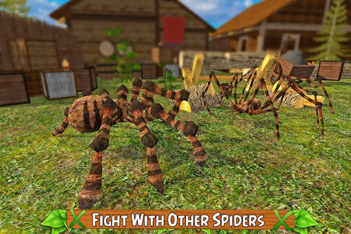 Spider Simulator: Life of Spider screenshot 3