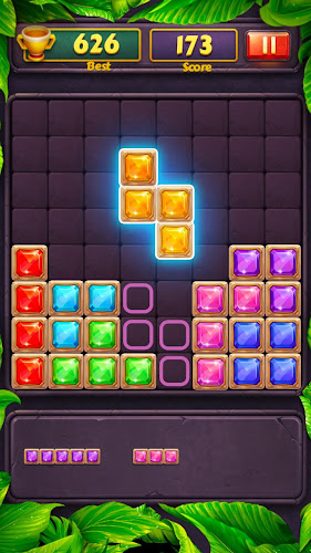Block Puzzle Jewel Android App Screenshot