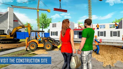 New Family House Builder Happy Family Simulator screenshots 4