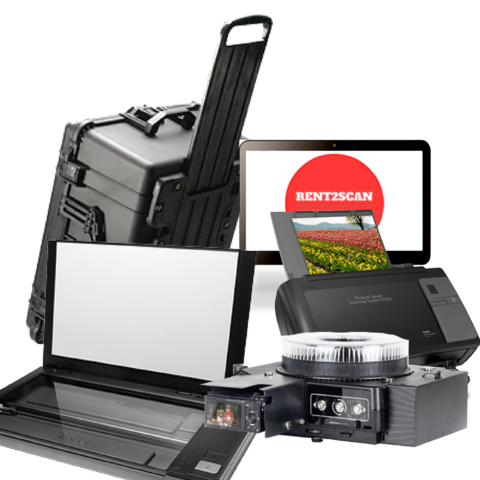 Rent a Photo Scanner