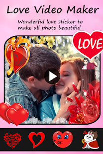 Love Photo Video Maker 2018 - náhled