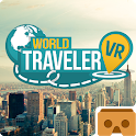 World Traveler VR icon