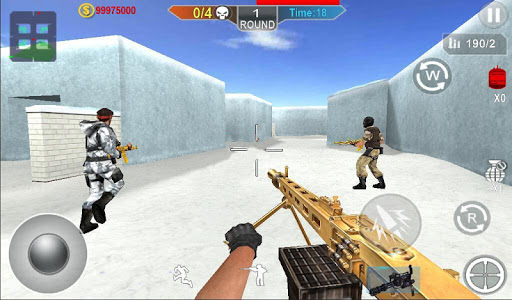 Gun Strike-Elite Killer 1.1.4 Screenshots 2
