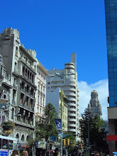 Photo: Architecture of Montevideo, Old & New