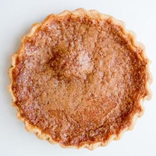 Salted Maple Pie