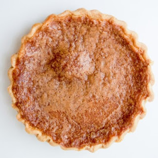 Salted Maple Pie.