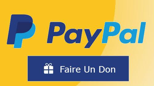 PayPal Faire Un Don