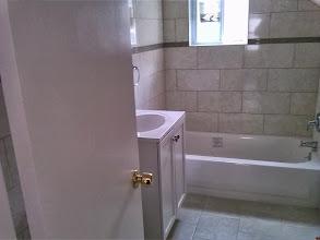 Photo: New Bathroom Roosevelt NY
