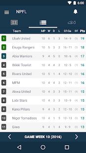 Nigeria Football League - Professional Glo Premier - náhled