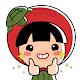 Ang Ku Kueh Girl Stickers for WhatsApp APK