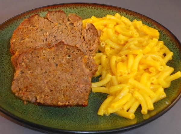 Simon's Family Meatloaf