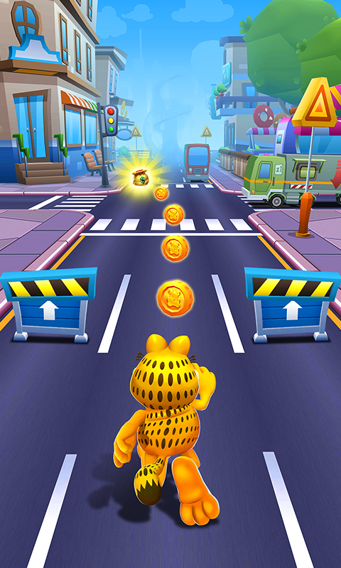 Garfield™ Rush Screenshot 2