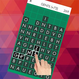 Word Search Champion PRO Screenshot