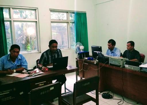 staf administrasi pengelola rusunawa mranggen