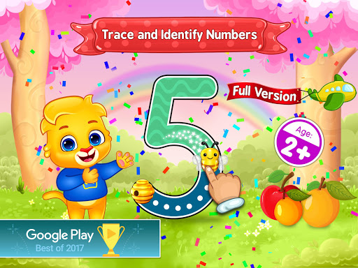 123 Numbers - Count & Tracing 1.4.0 screenshots 8