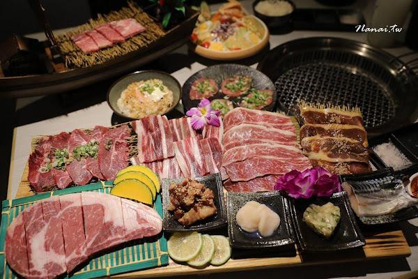 春日部燒肉苑。燒烤店大口吃燒肉,份量超有飽足感,白飯,飲料,雞湯,生菜無限續加