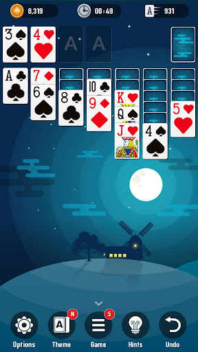 Solitaire apktram screenshots 18