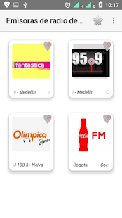 Radios FM Colombia - náhled