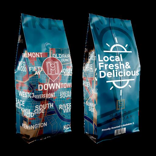 AllCity Bean Coffee Bag