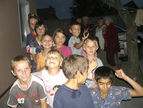 Photo: Emmausiak kis csoportja.