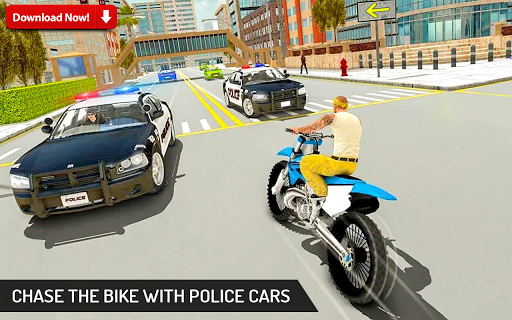 Police Games Car Chase-Free Shooting Games apkmr screenshots 10