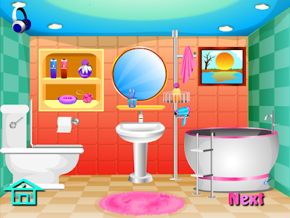 Bathroom Cleaning Girls Games Apps On Google Play