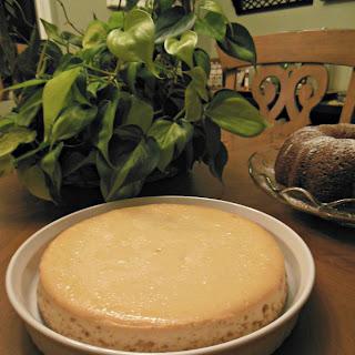 Perfect Cheesecake.