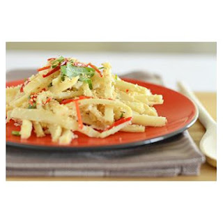 Bamboo Shoots As Side Dish.