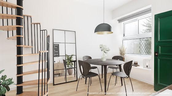 Vente appartement 3 pièces 64,8 m2