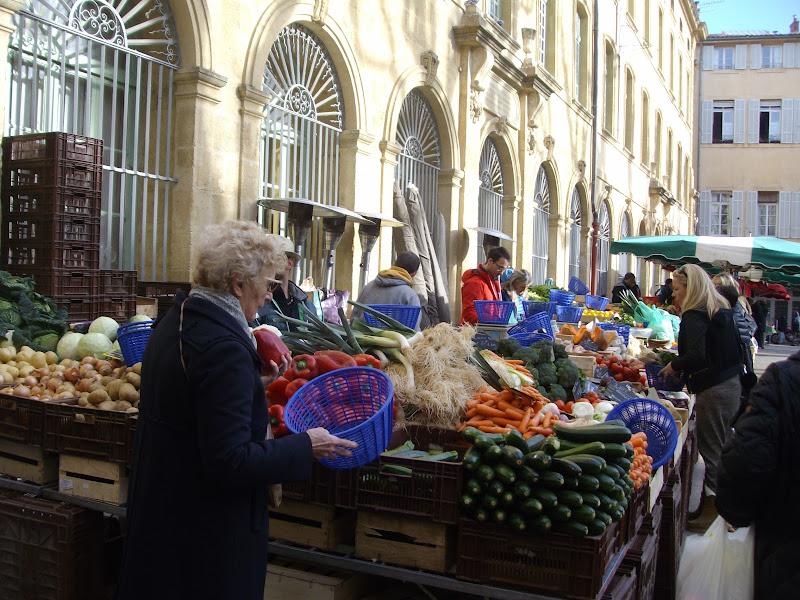 Spesa al mercato di Francesca89