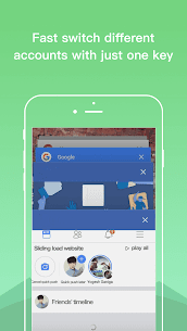 Dual Space – Multiple Accounts & App Cloner Mod Apk (Pro Unlocked) 3.2.4 6