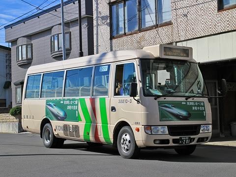 弘南バス「津軽中里~奥津軽いまべつ線」 五所川原 ・201_01