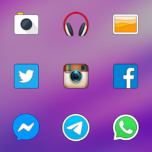 Sense X - Icon Pack Screenshot