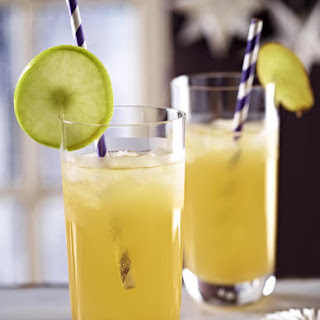 Apple Ginger Fizz