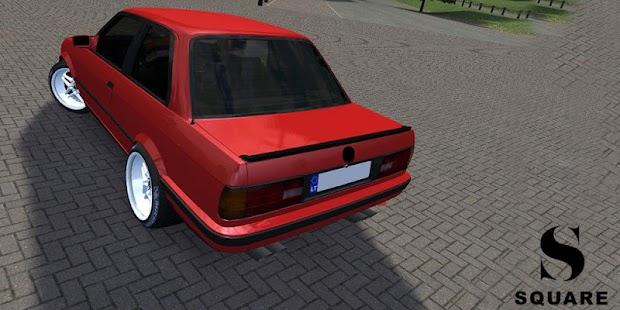 E46 drift and racing area simulator 2017 - náhled