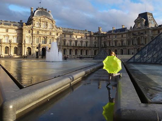 Le parapluie jaune di Gian Piero Bacchetta