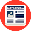 Daily Editorial 🗞-Vocabulary & Current affairs APK