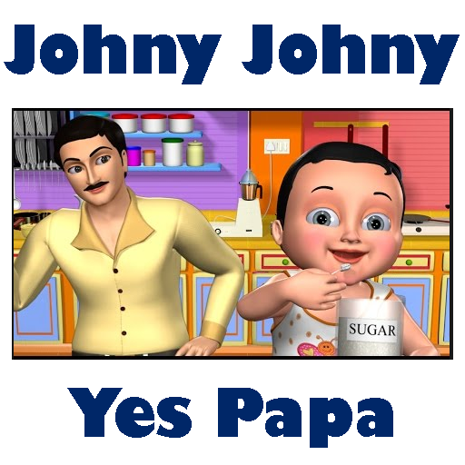 Johny Johny Yes Papa - Nursery Video app for kids file APK for Gaming PC/PS3/PS4 Smart TV