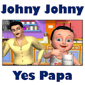 Johny Johny Yes Papa - Nursery Video app for kids